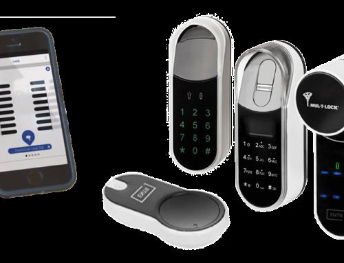 Електронни брави с технология ENTR – осигурете надежден контрол на достъпа