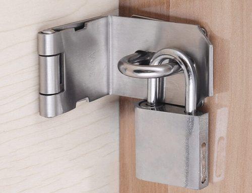 Добра защита на вашия дом – надеждно заключване