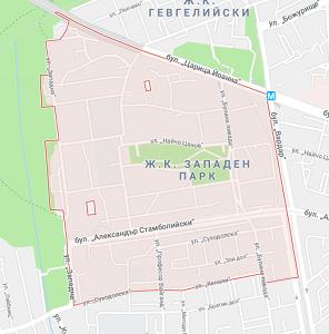 zapaden-park